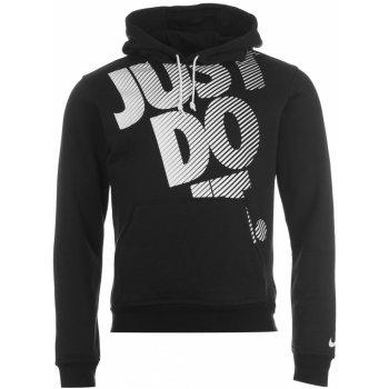 98ccd5ce9d Pánská sportovní mikina Nike Just Do It Over The Head – MéOblečení.cz