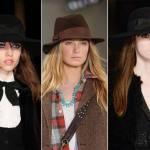 Trendy v módě klobouků a čepic