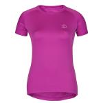 dámské trička Zajo Xeric Lady T-shirt SS mauve