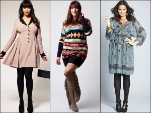 Plus Size Fashion for Winter 300x225 Plus size móda