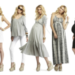 Těhotenská móda - jak být trendy?