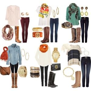 fall fashion style clothes21 300x300 3 praktické rady jak se obléci