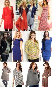 fashiontrend top.blogspot.com  182x300 Těhotenská móda   jak být trendy?