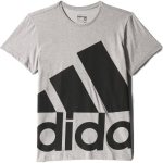 pánské trička Adidas Sport Essentials Big Logo Tee S21315