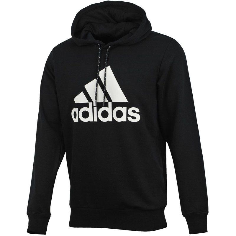 Adidas Šport Essentials Logo Hoodie S213... Černá pánská neformální a  stylová mikina ... dd4cf58e3a
