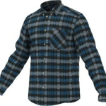 5 150x150 Adidas Hiking Flannel LS Shirt F95246