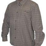 pánské košile Adidas Trail Check LS P09897