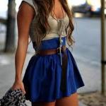 Módní sukne